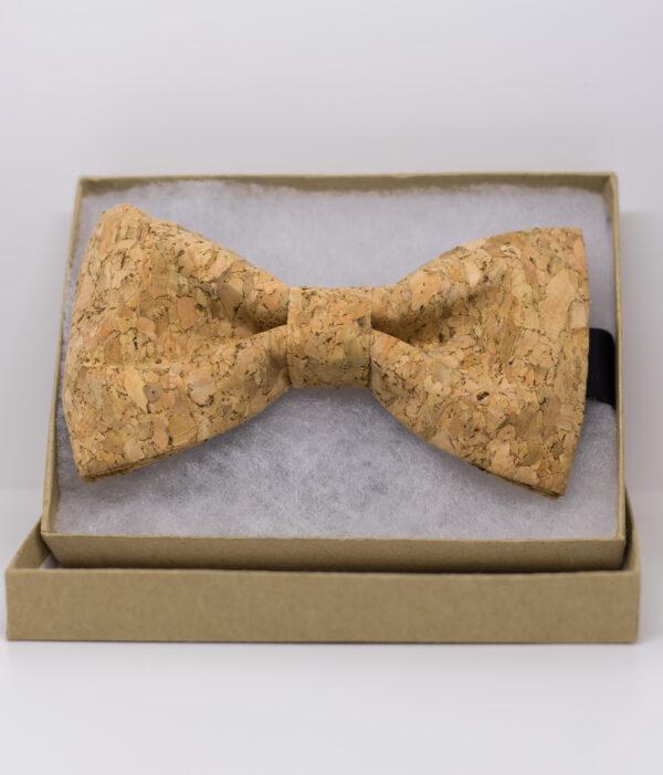 Cork Bow Tie